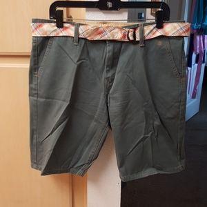 Plus Size Levis Shorts